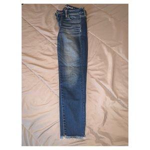 American Eagle Jegging Crop jeans